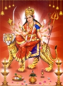 DEVI NAVARATRI - ALL PUJAS & HAVAN, SEP 20 to SEP 30