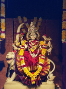 DEVI NAVARATRI - ALL PUJAS & HAVAN - OCT 9 to OCT 18